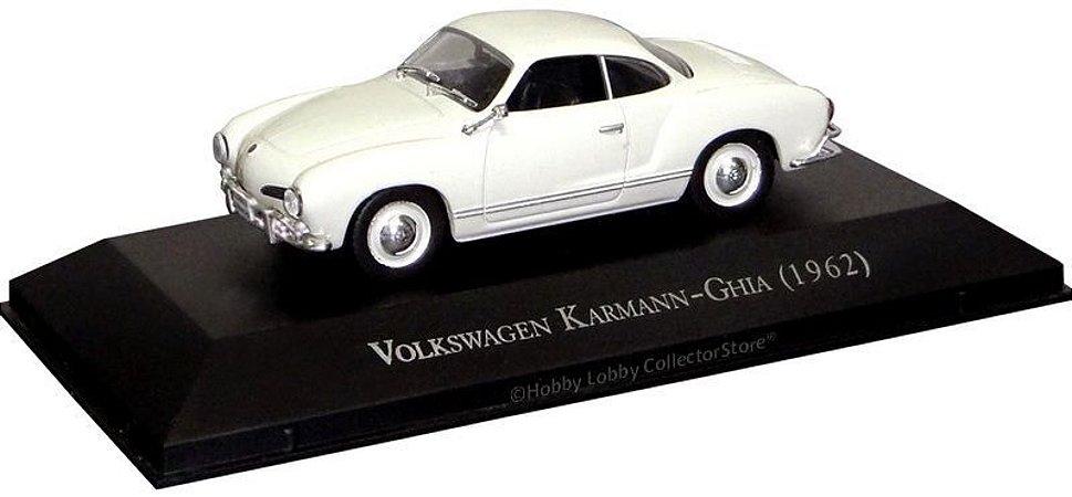 Ixo - Volkswagen Karmann-Ghia 1962 - 1/43