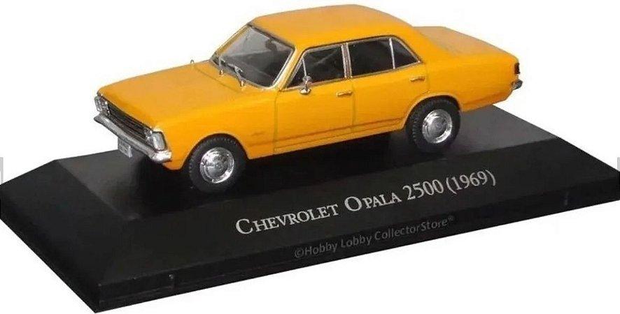 Ixo - Chevrolet Opala 2500 1969 - 1/43