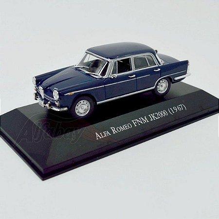 Ixo - Alfa Romeo FNM JK2000 1967 - 1/43