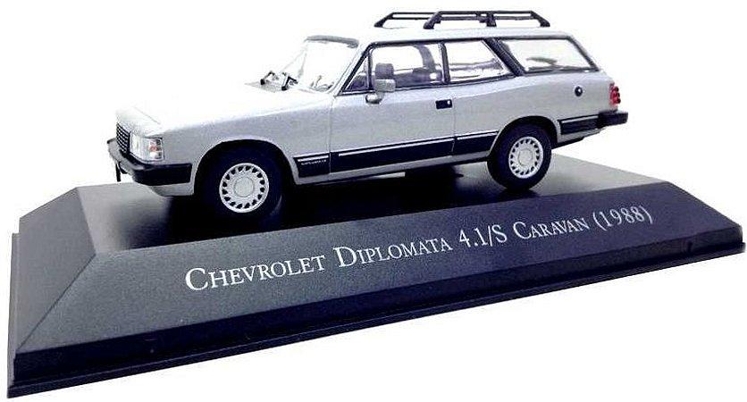 Ixo - Chevrolet Diplomata 4.1/S Caravan 1988 - 1/43