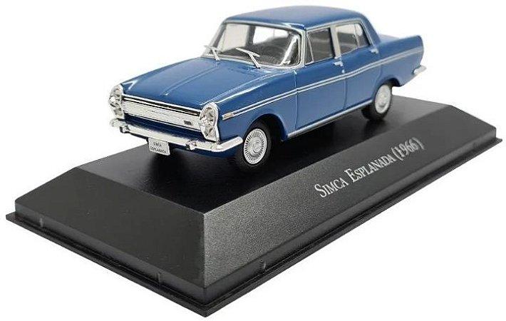 Ixo - Simca Esplanada 1966 - 1/43