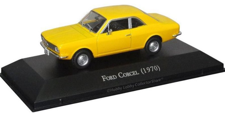 Ixo - Ford Corcel 1970 - 1/43
