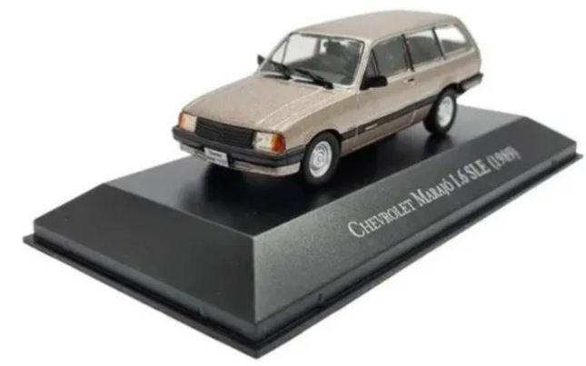 Ixo - Chevrolet Marajó 1.6 SLE 1989 - 1/43