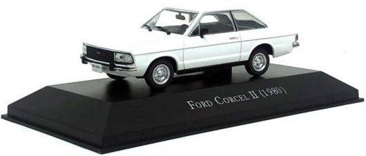 Ixo - Ford Corcel II 1980 - 1/43