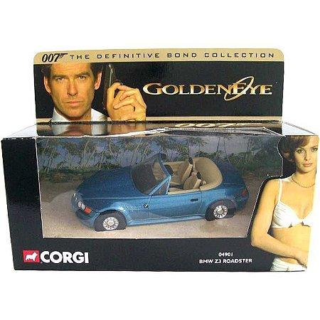 CORGI - 007 GoldenEye (BMW Z3 Roadster) - 1/36