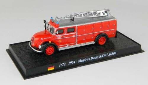 Ixo - Caminhão Magirus Deutz RKW7 S6500 - 1/72