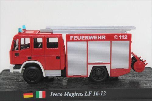Ixo -  Iveco Magirus LF 16-12 -1/64