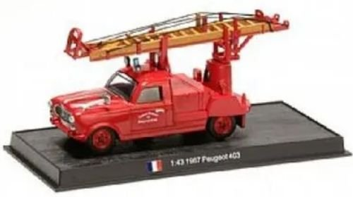 Ixo - Peugeot 403 1967 - 1/43