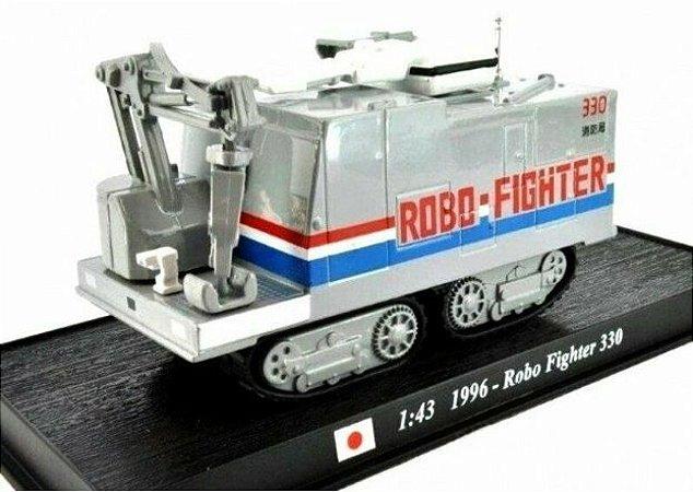 Ixo - Robot Fighter 330 1996 - 1/43