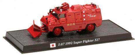 Ixo - Super Fighter 327 1992 - 1/87