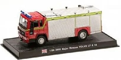 Ixo - Major Rescue Volvo LF 6 14 2000 - 1/64