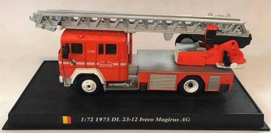 Ixo - Iveco Magirus DL 33-12 AG - 1/72