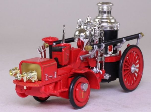 Ixo - Christie Front Driver Steamer 1912 - 1/43