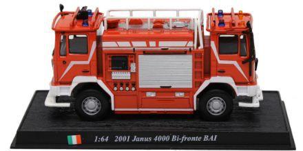 Ixo - Janus 4000 Bi-fronte BAI 2001 - 1/64