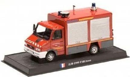 Ixo - Iveco VSR 1999  - 1/50