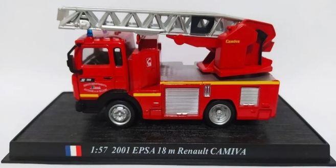 Ixo - EPSA 18m Renault CAMIVA - 1/57