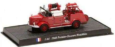 Ixo - Premier-Secours Hotchkiss 1960 - 1/64