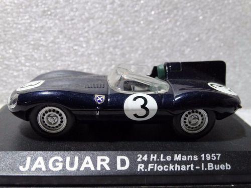 Ixo - Jaguar D - 24h de Le Mans 1957 - 1/43