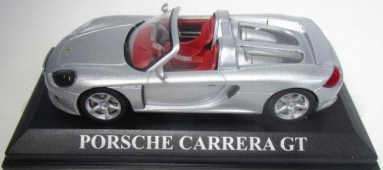 Ixo -  Porsche Carrera GT -1/43