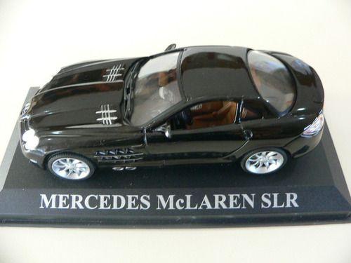 Ixo -  Mercedes-Benz McLaren SLR -1/43