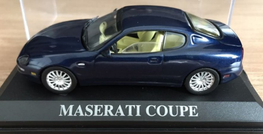 Ixo - Maserati Coupé -1/43