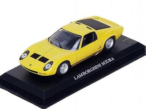Ixo - Lamborghini Miura - 1/43