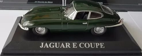 Ixo -  Jaguar E Coupé -1/43