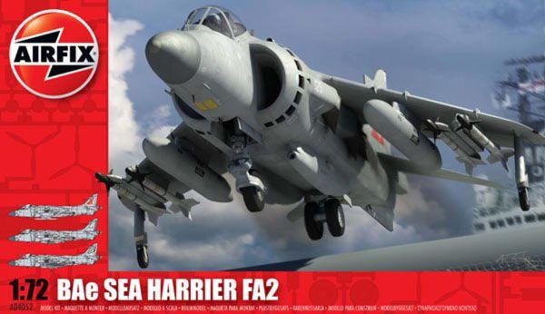AirFix - BAe Sea Harrier - 1/72