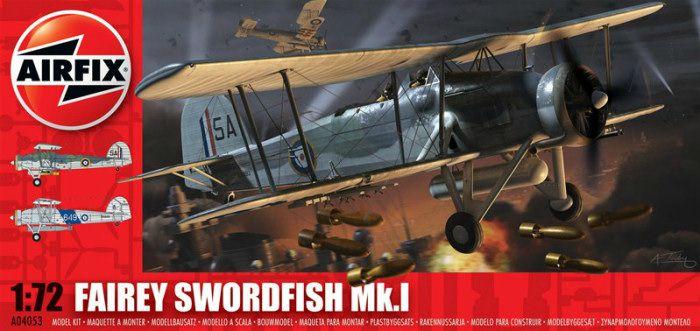 AirFix - Fairey Swordfish Mk.I - 1/72