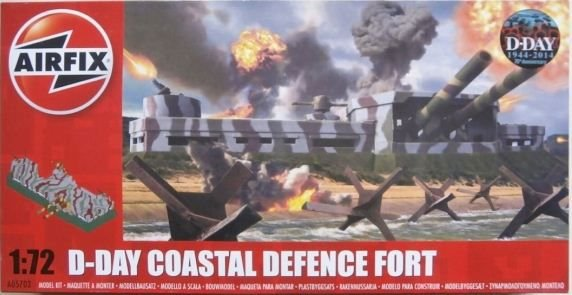AirFix - D-Day Coastal Defence Fort - 1/72