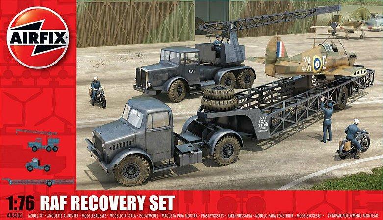 AirFix - RAF Recovery Set - 1/76