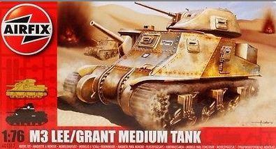 AirFix - M3 Lee/Grant Medium Tank - 1/76