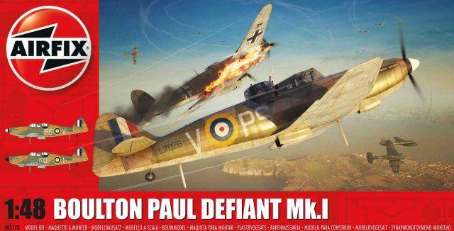 AirFix - Boulton Paul Defiant Mk.I - 1/48