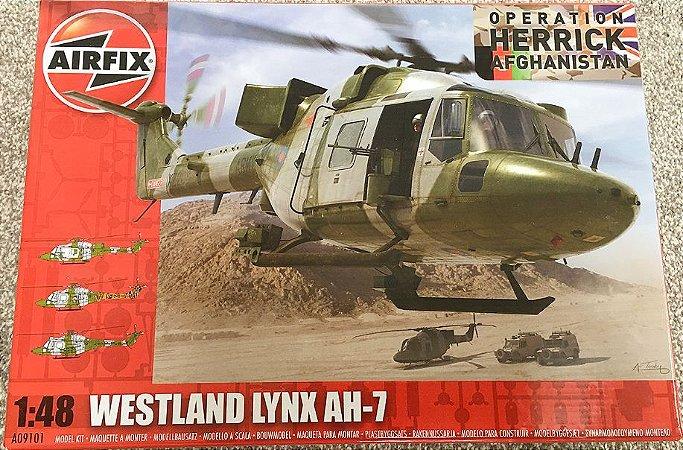 "AirFix - Westland Lynx AH-7 ""Operation Herrick Afghanistan""  - 1/48"