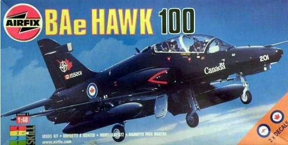 AirFix - BAe Hawk 100 - 1/48