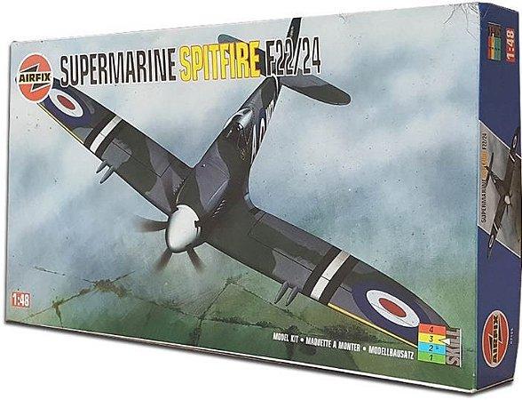 AirFix - Supermarine Spitfire F22/24 - 1/48