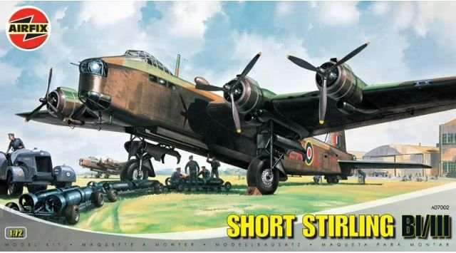 AirFix - Short Stirling BI/BIII - 1/72