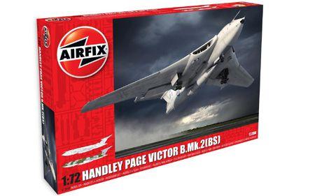 AirFix - Handley Page Victor B.Mk.2 (BS) - 1/72