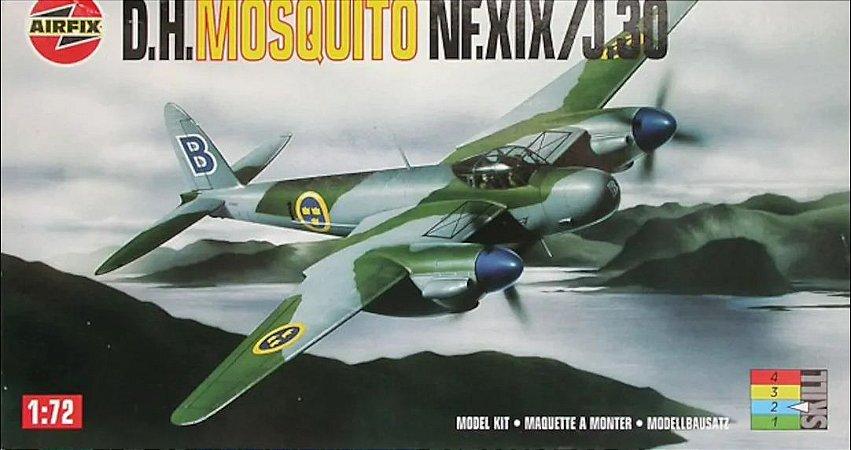 AirFix - DeHavilland Mosquito NF.XIX/J.30 - 1/72