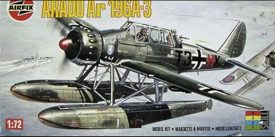 AirFix - Arado Ar196A-3 - 1/72