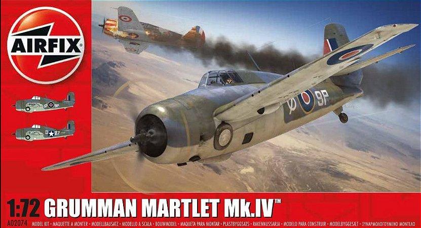 AirFix - Grumman Martlet Mk.IV - 1/72
