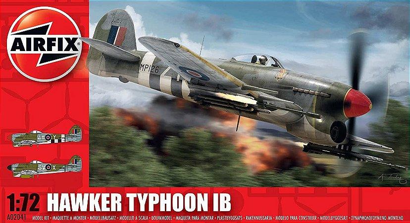 AirFix - Hawker Typhoon IB - 1/72