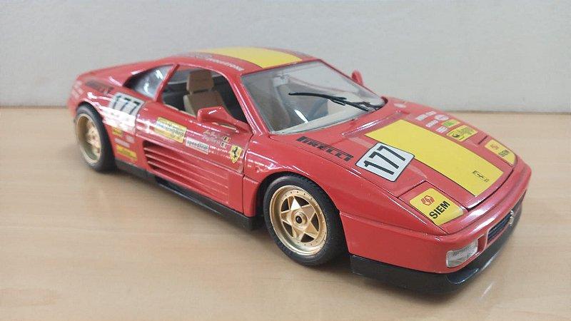 Burago - Ferrari 348 TB Evoluzione (Sem Caixa) - 1/18