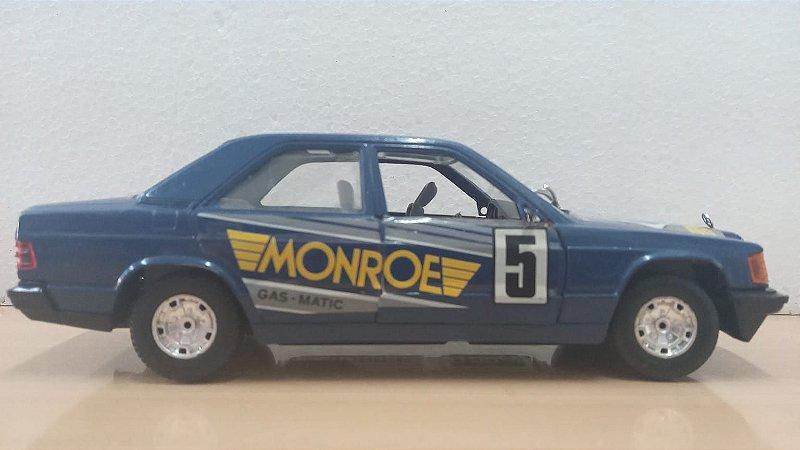 Burago - Mercedes-Benz 190E (Sem Caixa) - 1/24
