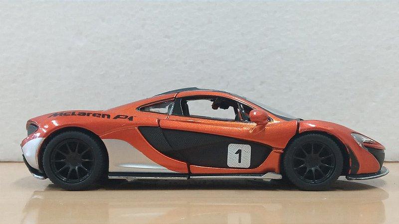 Kinsmart - McLaren P1 (Sem Caixa) - 1/36