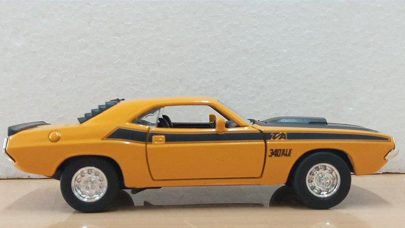 Welly - Dodge Challenger 1970 (Sem caixa) - 1/32