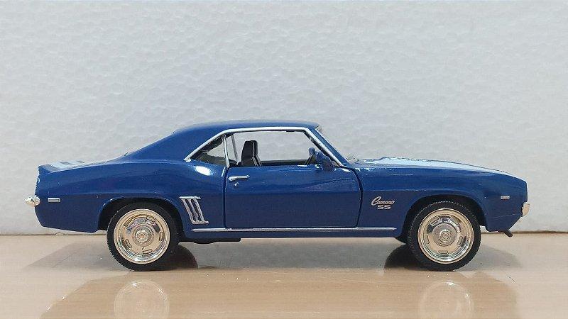 Uni Fortune - Chevrolet Camaro SS 1969 (Sem Caixa) - 1/32