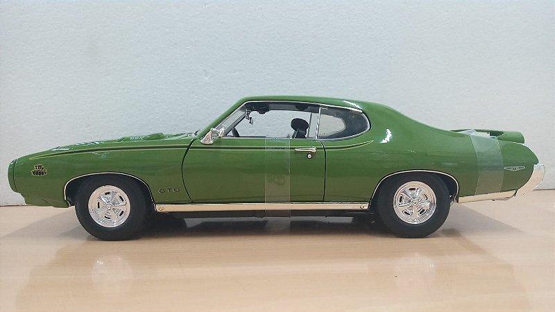 Motor Max - Pontiac GTO Judge 1969 - 1/18