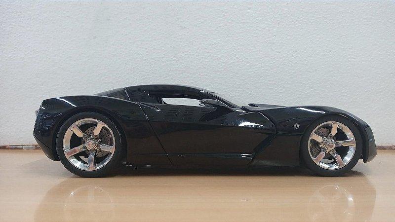 Jada - Corvette Stingray Concept 2009 - 1/18 (Sem Caixa)