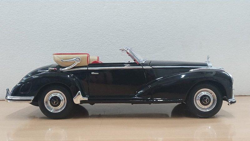 Welly - Mercedes-Benz 300 S 1955 - 1/18 (Sem Caixa)